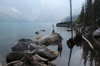 Smog over the Lake