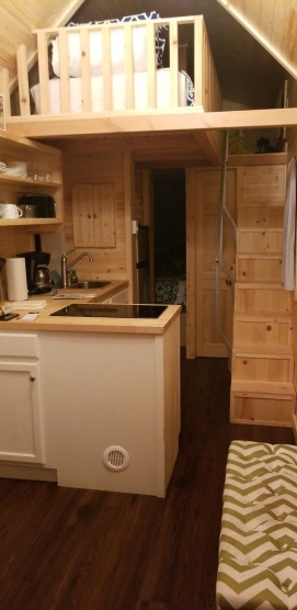Tiny House - Inside