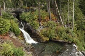 Narada Falls - Upper
